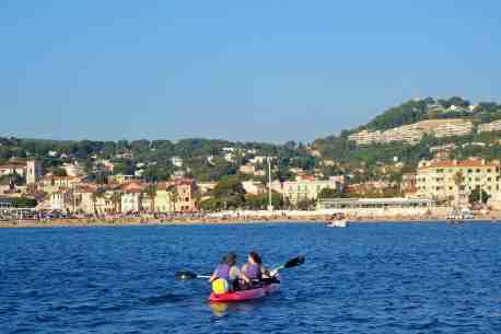 plage principale Cassis